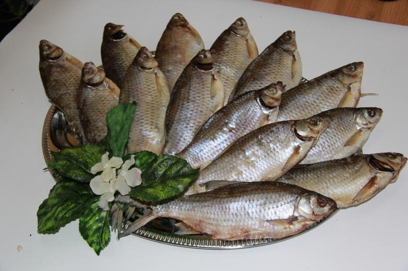 Рыба вяленая, рыба свежемороженная