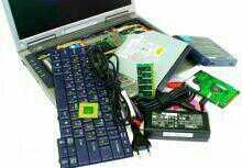 Ноутбуки на запчастиразбор