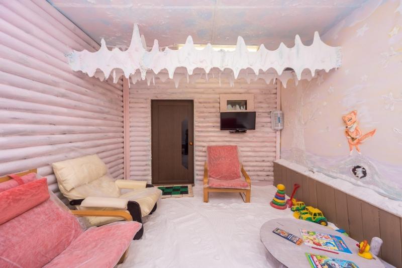 Соляная комната в иркутске ост Ивату