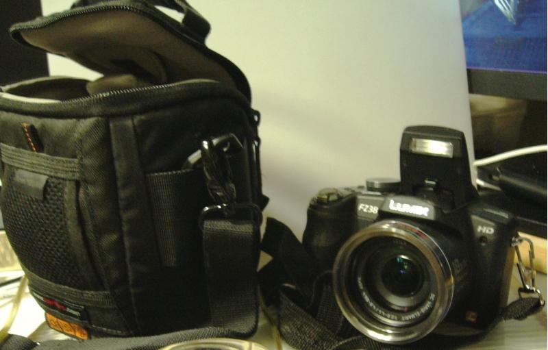 Фото - Видео - Аудио аппарат Lumix FZ38 HD Panasonic